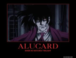 Alucard is not amused... by snowwhitesummoner777