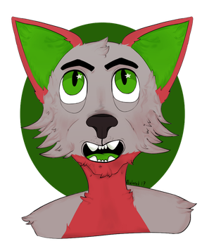 Tican The Fox by Blutered