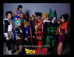 DragonBall Z Cosplay by maiabest9381