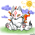 Chibi Ammy by DRagonka