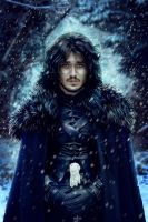 Jon Snow by Dea-Vesta