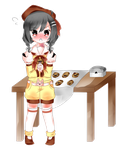 .:[AA] Kino-chii's Cookie Stand: CLOSED:. by UsuiTsuna