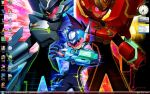 MEGAMAN STARFORCE DESKTOP by HiyashiX2