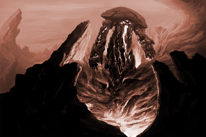 Scetchpaint 2: Calderas by ItsK