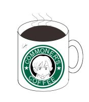 This is Commoner's Coffee! by Trurotaketwo