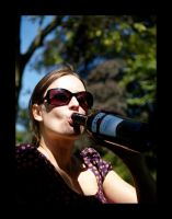 wine in the park by damo3sp