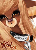 IMVU blinking DP by twistedlove