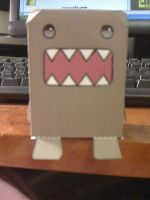 Papercraft: DOMO by Tsunaide