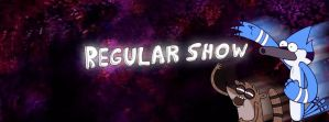 Regular Show Facebook Cover by RedSoul77
