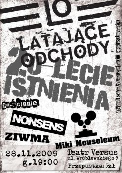 20 years of Latajace Odchody by Ja2ger