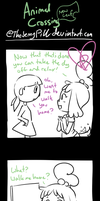 Animal Crossing New Leaf - comic 29 by TheJennyPill