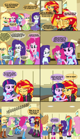 Mlp Eg Wake Up With A Monster Part 67 by Deidrax