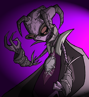 Sinister Eggplant by Union-of-Darkness