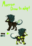 Draw To Adopt - Maeron - by Forumsdackel