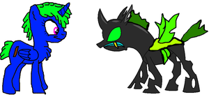 Themes #29 Poison and #30 Pinata by rainbowpaint15