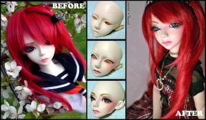 Face-Up: Cherry no. 02 by prettyinplastic
