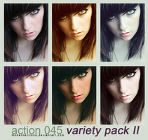 "action 045 ""VARIETY PACK II"" by ModernActions"