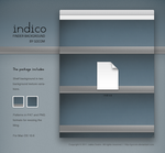 Indico Finder Background by Gocom