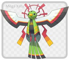 fake Mega Xatu