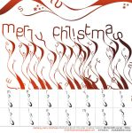 Merry Christmas PHshp Brushes by barbarja