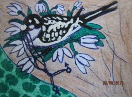 Swallow is a symbol of spring by Dash-Ing-Nerro