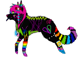 Lexeh's design 2011 by Scorchfur18