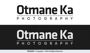 Otmane Ka Photography Logo by HAZARDOS