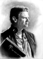 Christopher Nolan by FrankGo