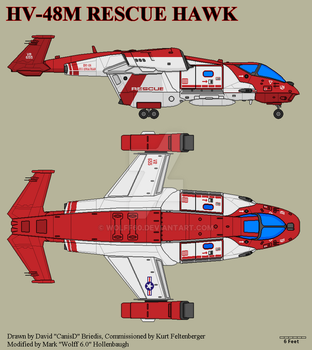 HV-48M Rescue Hawk by Wolff60