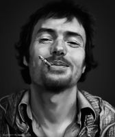 Damien Rice by duskflare