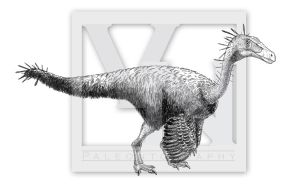 The putative Bulgarian ornithomimosaur by T-PEKC