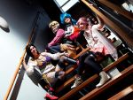 Team NORA ~FFXIII~ by cosplayingmuggles