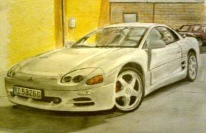 Mitsubishi 300GT by And300ZX