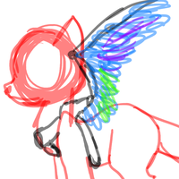 artificial wing sketch thinger by Shadestepwarrior