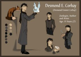 Desmond E. Corhay Sheet by Culpeo-Fox