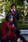 Black Butler by Dusha-Soul
