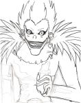 ryuk flavored jolly rancher by miharuyume