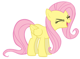 Fluttershy - Yay by TheFlutterKnight