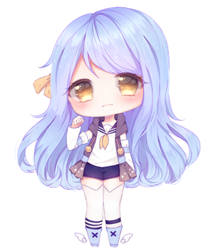 hiba_tan [ chibi AT ] by Antay6009