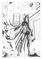Batgirl- Cassandra Cain by flash1996