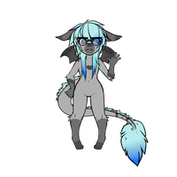 quick anthro adopt- AUCTION CLOSED by Jelki