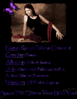New ID for 2008 by RavynCrescent