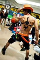 GLPH's Portgas D. Ace by grandlinePH
