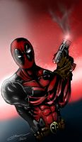 Deadpool by LTartist