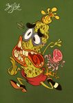 Kevin the Sea Cucumber by Themrock