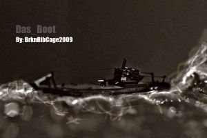 Das_Boot by BrknRib