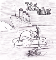 Tom and Jerry and the Titanic 1 by ShoJoJim