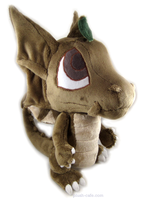 Sproutling Draik Plush by TeacupLion