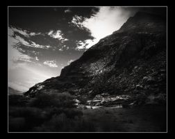 Welsh Mountains by Crutchley29