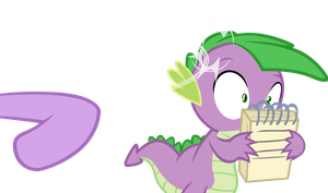 Spike being hit by Emper24